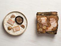 InterContinental Singapore_Man Fu Yuan_Braised Pork Belly with House-Made Black Bean Sauce Rice Dumpling