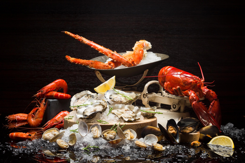 seafood-on-ice