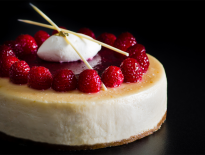 Raspberry-Cheesecake