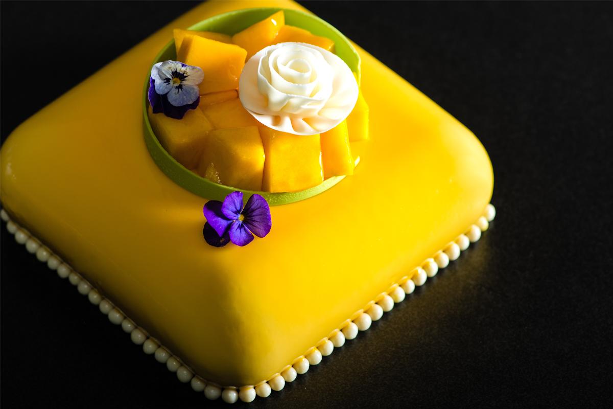 Mango Passionfruit Cake Intercontinental Singapore Online Shoppe