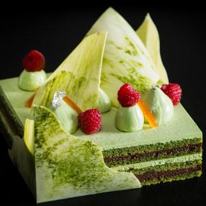 matcha-opera-cake
