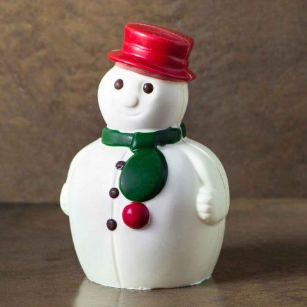 Chocolate-Snowman
