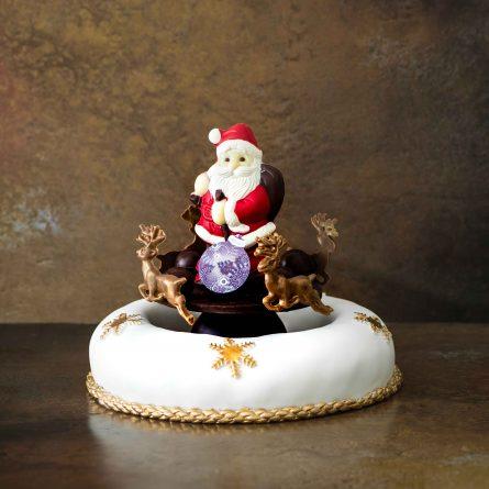 Santa's-Carousel-Fruit-Cake