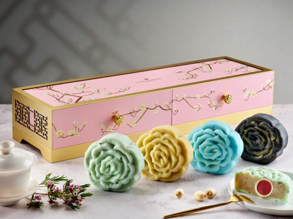InterContinental Singapore Mooncake