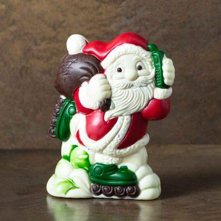 Chocolate-Santa