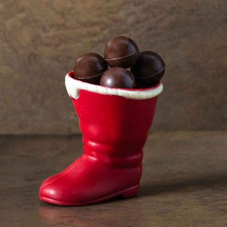 Snow-Boots-with-Chocolate-Truffles