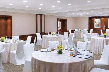 InterContinental Singapore Bras Basah Room Events Meetings