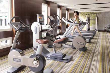 InterContinental Singapore Fitness Centre