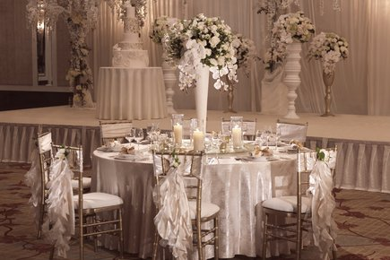InterContinental Singapore Grand Ballroom Weddings Theme Colonial Heritage