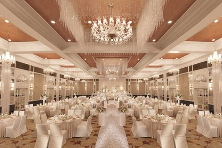 InterContinental Singapore Bugis Grand Ballroom Weddings Colonial Heritage