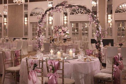 InterContinental Singapore Bugis Grand Ballroom Weddings Oriental Heritage Theme