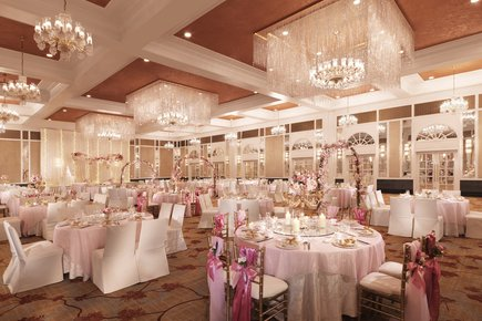 InterContinental Singapore Grand Ballroom Weddings Oriental Heritage