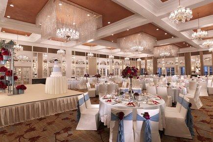 InterContinental Singapore Grand Ballroom Weddings Straits Heritage
