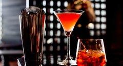 InterContinental Singapore Victoria Bar Cocktail Drinks