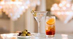InterContinental Singapore Victoria Bar Worldly Classics Cocktails