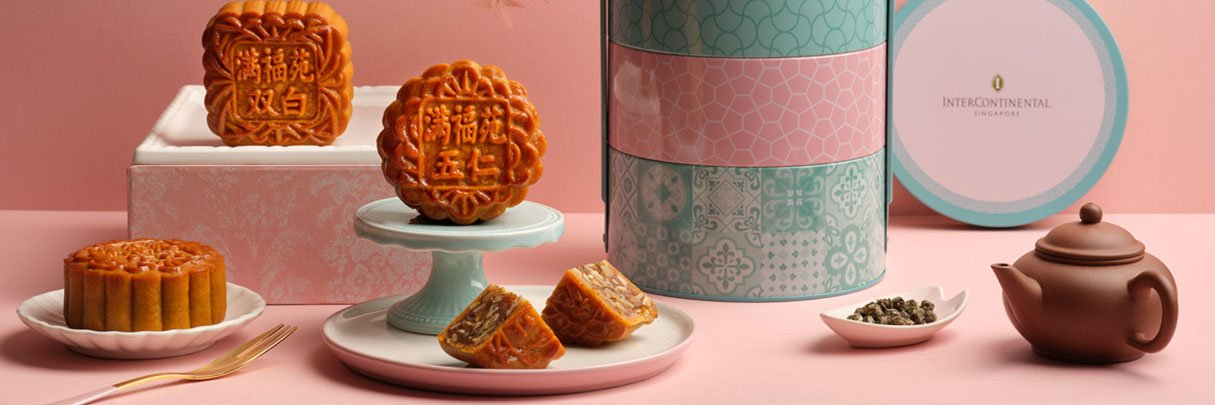 Mid-Autumn Mooncakes: A Heritage Story | InterContinental Singapore