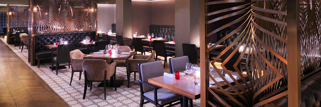 Charmant InterContinental Singapore Ash Elm European Restaurant