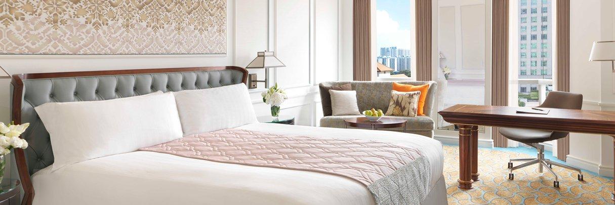 InterContinental Singapore Deluxe Room