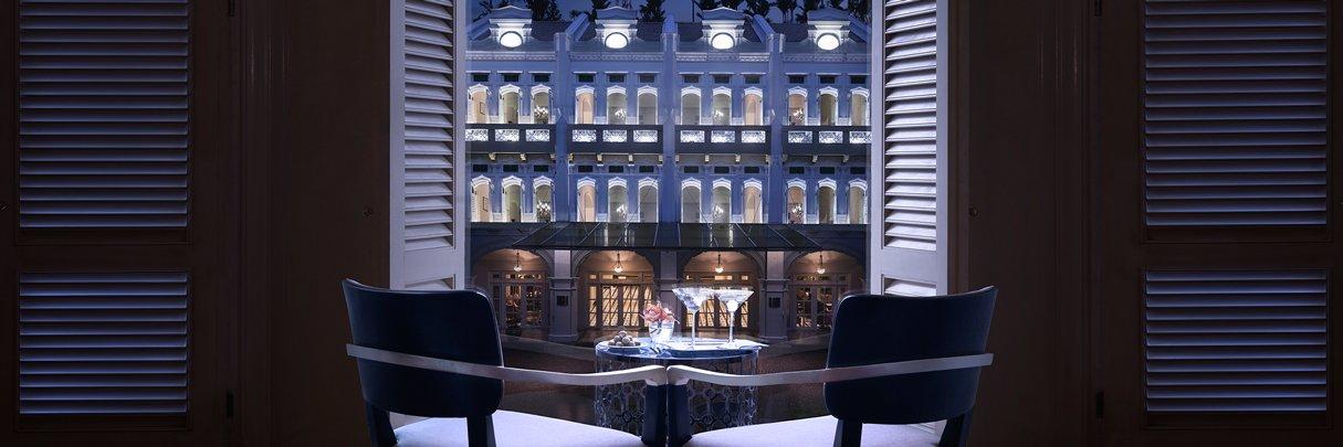 InterContinental Singapore Luxury Heritage Hotel Shophouse