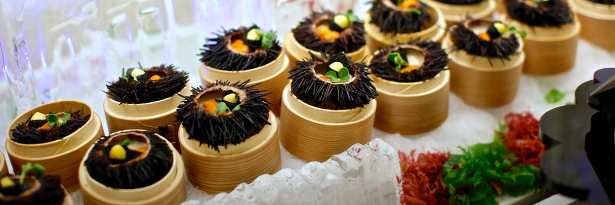 InterContinental Singapore Events Food Uni