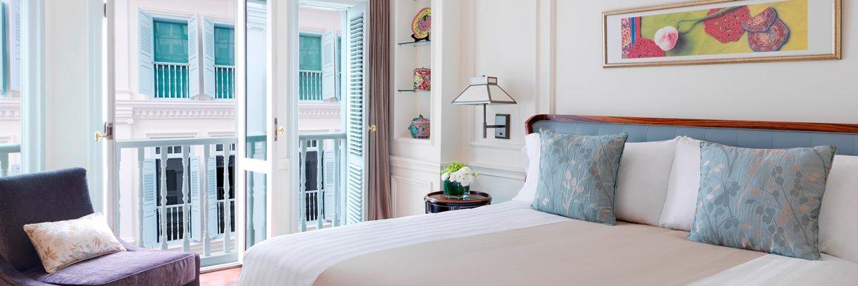 InterContinental Singapore Hotel Heritage Suite