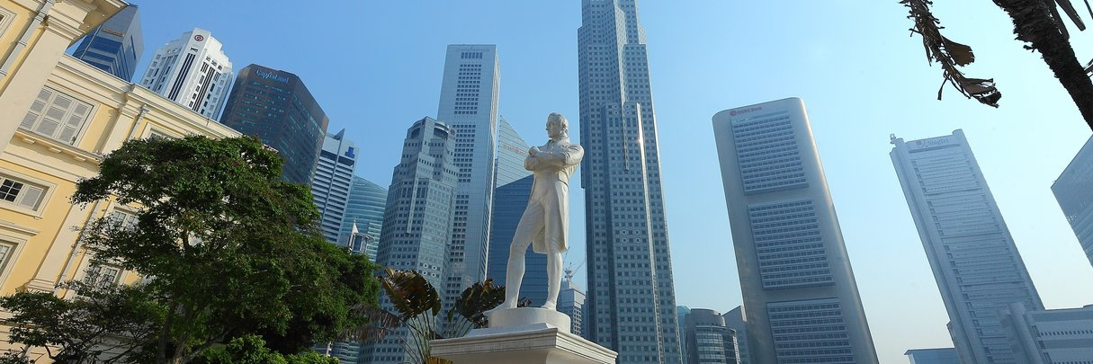 InterContinental Singapore Sir Stamford Raffles
