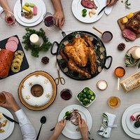 Take delight in convivial gatherings with loved ones over choice European gourmet presentations at @