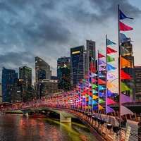 Join us as we celebrates Singapore's Bicentennial with Asia's leading annual sustainable light art f