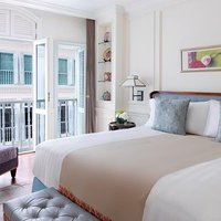 Distinctively reflective of the Peranakan culture, our Heritage Rooms and Suites are inspired by the