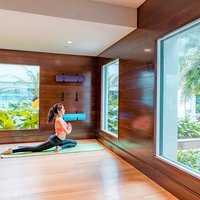 #MidWeekMotivation Get inspired by our Yoga quiet room for peace and tranquility, and turn special m