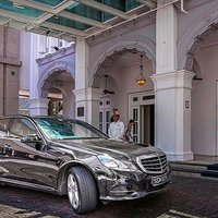 Embark on a comfortable journey to the hotel with complimentary round-trip limousine transfers* per