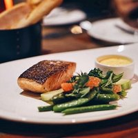 Which of Ash & Elm's dinner signatures is your favourite? The tender and juicy Tasmanian Salmon Fill