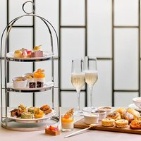 Herald the arrival of Spring as InterContinental Singapore presents Classic Afternoon Tea: The Garde