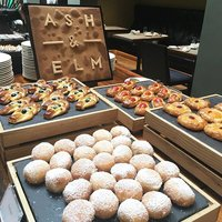 What's breakfast without these sweet treats?  #ashandelm #sgeats