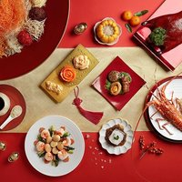 What better way to ring in the Year of the Pig than at @manfuyuansg over delectable Lunar New Year d