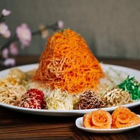 Toss to a prosperous year ahead with this Abundance Yu Sheng. Order yours at InterContinentalShoppe.