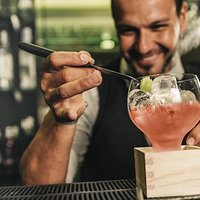 How would you fancy a refreshing beverage to complement your meal? Enjoy a handcrafted cocktail with