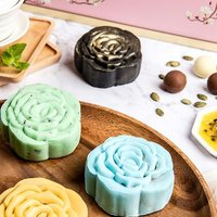 Savour Autumnal treasures with a collection of premium Ronnefeldt tea-infused snowskin mooncakes alo