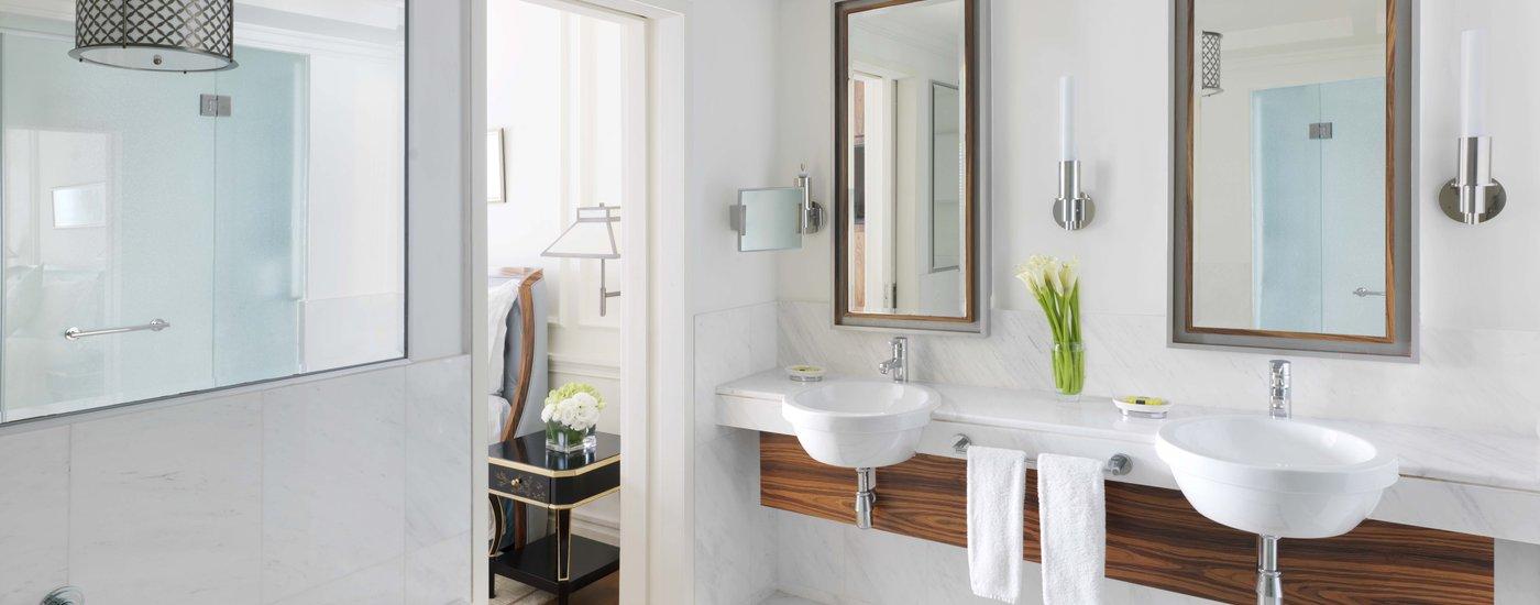 InterContinental Singapore Heritage Suite Bathroom