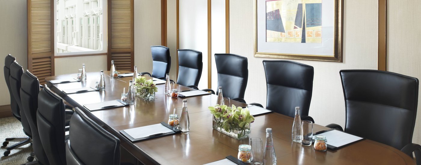 InterContinental Singapore The Boardroom