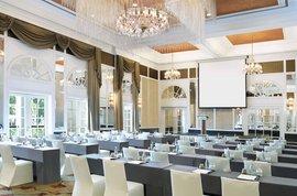 InterContinental Singapore Grand Ballroom Meeting Set-Up
