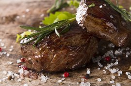 InterContinental Singapore Ash & Elm Steak