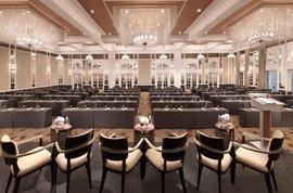 InterContinental Singapore Grand Ballroom Classroom Meeting Set-Up