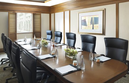 InterContinental Singapore Boardroom Events Meetings