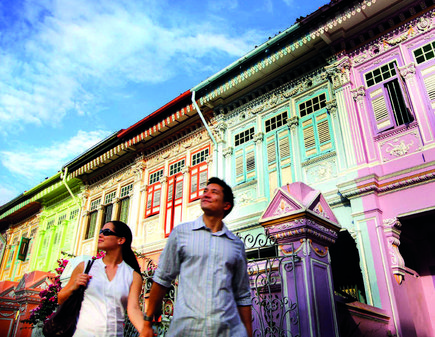 InterContinental Singapore Guided Heritage Trail Walk