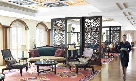 InterContinental Singapore Club Lounge