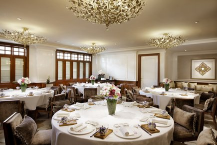 InterContinental Singapore Man Fu Yuan Restaurant Private Dining