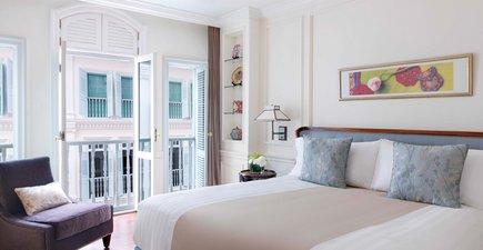 InterContinental Singapore Club Heritage Suite