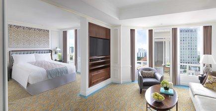 InterContinental Singapore Hotel Premier Suite